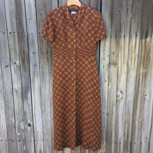 Cynthia Howie Maggy Boutique Vintage Maxi Dress 8